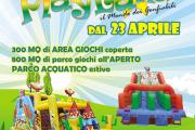 Inaugurazione Playland Roma